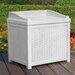 Resin Wicker Deck Box