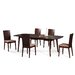 <strong>Cafe-47 5 Piece Dining Set</strong> by New Spec Inc