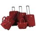 <strong>Pemberly Buckle 5 Piece Luggage Set</strong> by American Flyer