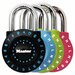"<strong>Set-Your-Own Combination Lock, Steel, 1 7/8"" Wide, Assorted</strong> by Master Lock Company"