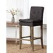 "<strong>Laura 19.5"" Bar Stool with Cushion</strong> by Abbyson Living"
