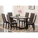 <strong>Peyton 7 Piece Dining Set</strong> by Abbyson Living