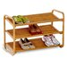Honey Can Do 3 Tier Deluxe Shoe Shelf