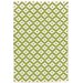 <strong>Dash and Albert Rugs</strong> Samode Sprout Ivory Indoor/Outdoor Rug