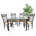 <strong>Dinette 5 Piece Set</strong> by Hazelwood Home