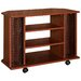 "Hazelwood Home 30"" Corner TV Stand"
