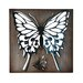 <strong>Brilliant 3D Popout Butterfly Wall Décor</strong> by Cheungs
