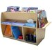 "<strong>Arch 26"" Bookcase</strong> by A+ Child Supply"