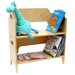 """A+ Child Supply Two Tier 32"""" Bookcase"""