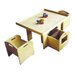 <strong>Kids' Table and Chair Set</strong> by A+ Child Supply