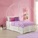 <strong>Metal Twin Carriage Bed</strong> by DHP