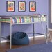 <strong>Junior Low Loft Bed</strong> by DHP