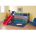 Fantasy Junior Twin Loft Bed with Slide