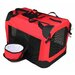 Pet Life Deluxe 360° Vista View Pet Carrier