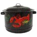 Graniteware 19-qt. Stock Pot with Lid