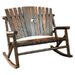 United General Supply CO., INC Double Rocking Chair