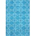 <strong>Cine Light BlueMaggie Rug</strong> by nuLOOM