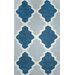 <strong>Cine Blue Johnathan Rug</strong> by nuLOOM
