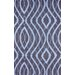 <strong>Barcelona Purplish Navy Lee Rug</strong> by nuLOOM