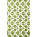 <strong>Cine Green Elmwore Rug</strong> by nuLOOM