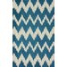 <strong>Barcelona Blue Clarise Rug</strong> by nuLOOM