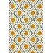 <strong>Uzbek Orange Matthieu Rug</strong> by nuLOOM