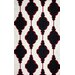 <strong>Heritage Black Eva Rug</strong> by nuLOOM