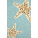 <strong>Novel Blue Barbados Indoor/Outdoor Rug</strong> by nuLOOM