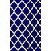 <strong>Cine Navy Marco Rug</strong> by nuLOOM