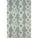 nuLOOM Vista Grey Fadro Rug