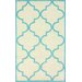 <strong>Cine Aqua Fez Rug</strong> by nuLOOM