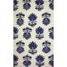 <strong>Remade White Serdkel Rug</strong> by nuLOOM