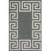 <strong>Filigree Grey Santorini Rug</strong> by nuLOOM