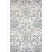 <strong>Barcelona Grey Pasha Rug</strong> by nuLOOM