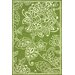 <strong>Block Island Green Cassandra Rug</strong> by nuLOOM