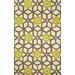 nuLOOM Heritage Jacquelyn Yellow Geometric Area Rug