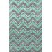 <strong>Gradient Green Soni Rug</strong> by nuLOOM