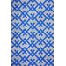 <strong>Santa Fe Blue Daphne Rug</strong> by nuLOOM
