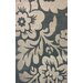 <strong>Cine Bold Floral Slate Rug</strong> by nuLOOM