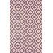 <strong>nuLOOM</strong> Flatweave Lavender Espallier Rug