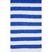 Brilliance Royal Blue Nautical Bold Rug
