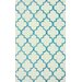 <strong>Fancy Turquoise Edison Rug</strong> by nuLOOM