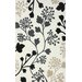 <strong>Cine Light Beige Fall Leaves Rug</strong> by nuLOOM
