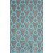 <strong>Cine Blue Lordis Rug</strong> by nuLOOM