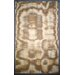 Natura Light Grey Framed Border Rug