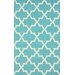 <strong>Serendipity Light Turquoise Steccia Rug</strong> by nuLOOM