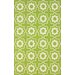 <strong>Serendipity Green Super Bold Rug</strong> by nuLOOM