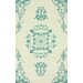<strong>Gradient Teal Philip Rug</strong> by nuLOOM
