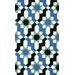 <strong>Serendipity Blue Metro Ikat Rug</strong> by nuLOOM