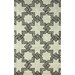 <strong>Gradient Grey Carrey Rug</strong> by nuLOOM